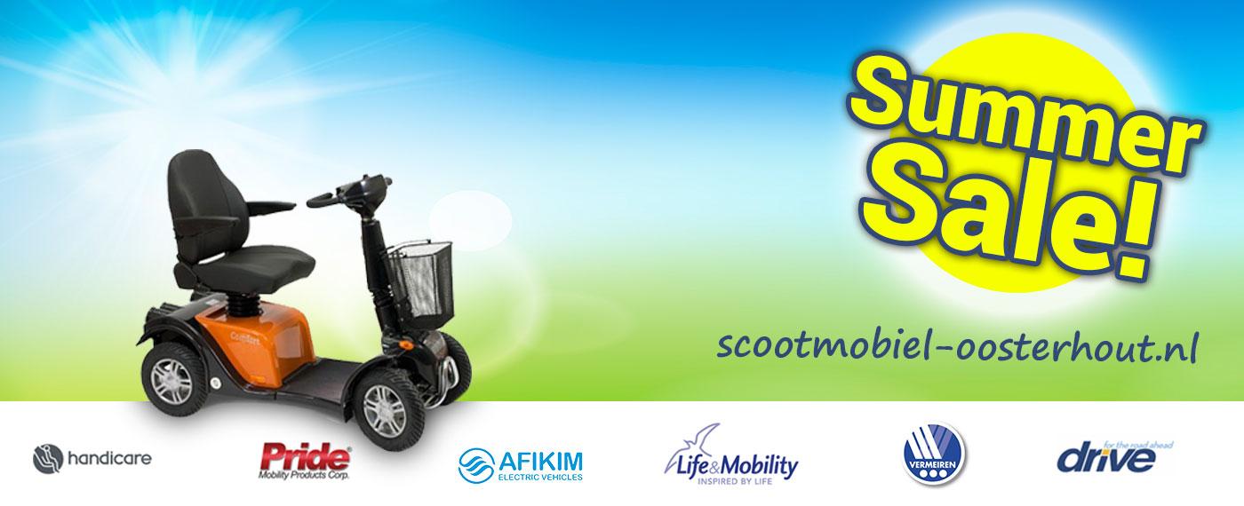 Veilig en vertrouwd uw Scootmobiel kopen